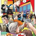 Archie's death scene a daunting one for writer