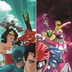Justice League and Power Rangers Teaming Up for Comic Book Series