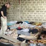 Russia says it's compiled 100-page report blaming Syrian rebels for a chemical ...