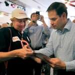 Rubio wins Florida Senate primary, strengthening hand of Senate Republicans