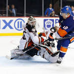 Islanders Get First Win Of Season With 3-2 Overtime Victory Against Ducks