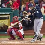 Ryan Braun belts three home runs as Brewers top Phillies
