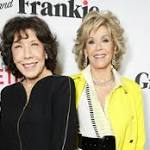 The Emboldened Girls: Jane Fonda and Lily Tomlin Talk LGBT Liberation ...