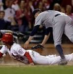 As Mariners self-destruct, Cardinals rally to win 2-1 in extra innings