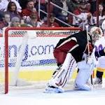 Ellis leads Preds over Coyotes in SO