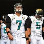 Jaguars give Eagles two QBs to worry about