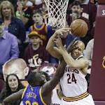 Richard Jefferson makes impact in Love's place