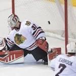 Chicago Blackhawks Rack Up First Regulation Loss Of The Season