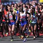 Records under threat in London Marathon