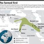 The worlds first farmers were surprisingly diverse