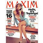 'Boy Meets World' star Danielle Fishel poses for Maxim to promote her upcoming ...