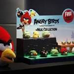 CEO of Rovio, maker of Angry Birds, to step down