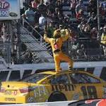 NASCAR at Martinsville 2016: Winners and Losers from the STP 500