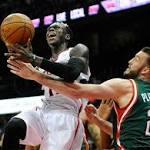 Halftime analysis: Pistons 52, Hawks 50