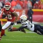 Chargers blow tying opportunity in 10-3 loss to Chiefs