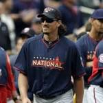All-Star notes: Jeff Samardzjia has 'wild' experience