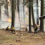 Flames Tamed; Firefighters Coming Home from Rim Fire