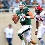Marquee matchup pits Spartans against Ducks