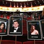 Bafta film awards handed out at Royal Opera House