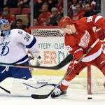 Detroit Red Wings Gameday: Lightning outmanned in playoff experience