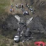 Pilots on Katz Plane Mentioned Control Issue Before Crash