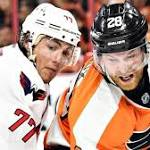 Philadelphia Flyers looking to captain Claude Giroux to lead charge against Washington Capitals