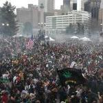 Denver Marijuana Rally Shooting: Police release video of 4/20 gathering to find ...