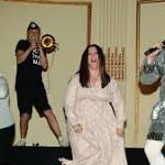 'Spy' Party: Melissa McCarthy Hits the Stage With Ukrainian Drag Performer