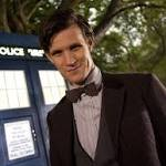 TCA: Who are you? Matt Smith, minus his mop, wraps up 'Doctor Who'