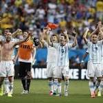 Argentina dreaming of title on Brazil soil after Messi & Co. return to semis