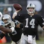 Oakland Raiders ready for Turkey Day shootout in Dallas