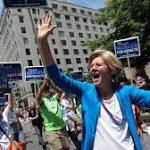 Elizabeth Warren Says Gay Men Should Be Able To Donate Blood