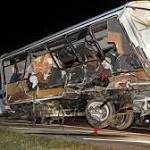 Truck Hits College Softball Team's Bus, Killing 4