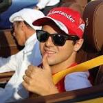 Massa to race for Williams in 2014