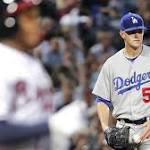 Homecoming for Alex Wood turns bitter as Dodgers fall to Braves, 8-1