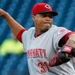 Woman sues Reds pitcher Simon, alleges sex assault