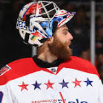Holtby Makes 32 Saves, Capitals Slow Surging Bruins 2-0