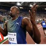 Beaten by Gatlin, Bolt shows signs of slowing down