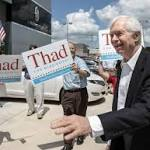 Cochran Sites Virtuous Spending in Runoff With Tea Party