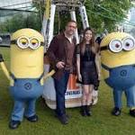 DESPICABLE ME 2 Arives in Select International 3D IMAX Theaters Today