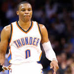 Oklahoma City Thunder: Russell Westbrook returns, leads Thunder to rout of ...