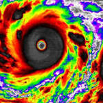 Super Typhoon Vongfong Intensifies to Strongest Typhoon of 2014; Storm on ...