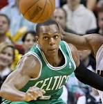 Celtics-Wizards Live: Rajon Rondo Takes Seat For Game 2 of Back-to-Back