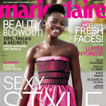 Lupita Nyong'o, Elle Fanning, And More Cover 'Marie Claire'