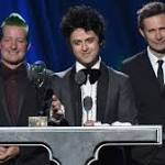 Green Day Thank Vans, Fans at Hall of Fame: Read the Speech