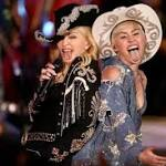 Miley Cyrus on Madonna Duet: Pretty Effin Cool!