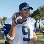 Romo back, Ravens top Cowboys 37-30 in preseason
