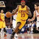 Open Floor: LeBron's Cavaliers coming along, Paul on PG evolution and more