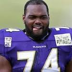Michael Oher of 'The Blind Side' fame signs with Titans