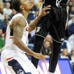 UConn, Sparty survive as rest of Top 25 roll on opening night